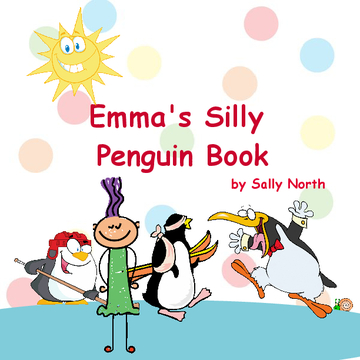 Emma's Silly Penguin Book