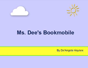 Ms. Dee's Bookmobile