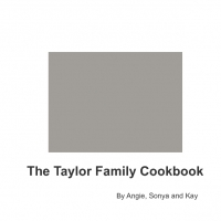 The Taylor Family Cookbook