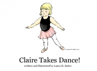 Claire Takes Dance!
