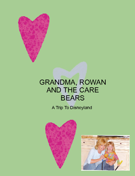 GRANDMA, ROWAN AND THE CARE BEARS