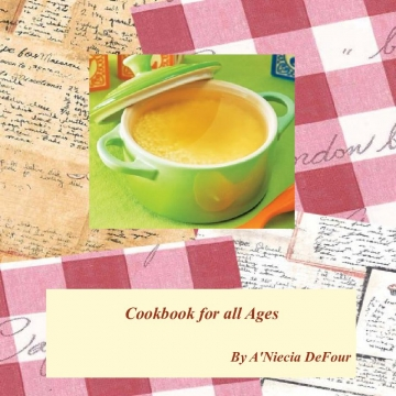 Cookbook for all Ages