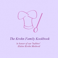 The Krohn Family Kookbook