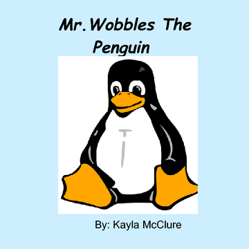 Mr.Wobbles The Penguin