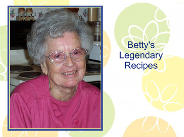 Grandma's recipes