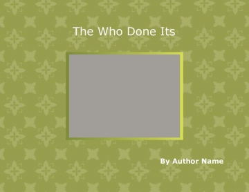 The Who Done It's