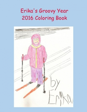 Erika Coloring Book 2016