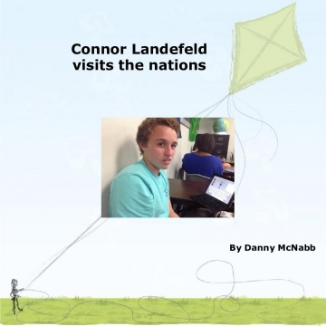 Connor Landefeld visits the nations