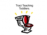 Traci Teaching Toddlers