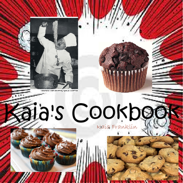 Kaia's Cookbook
