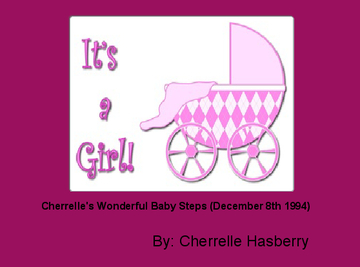 Cherrelle's Wonderful Baby Steps (December 8th 1994)