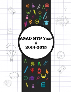 Year 10 Yearbook 2014/2015