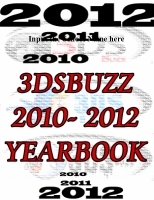 3DSBuzz Year Book 2012