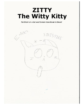 Zitty The Witty Kitty