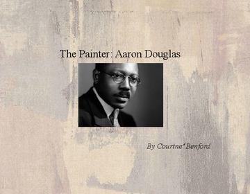 The Painter: Aaron Douglas