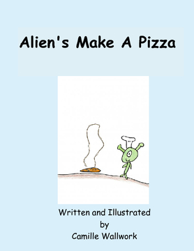 Alien's Make A Pizza