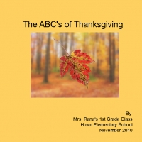 The ABC's of Thanksgiving