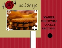 Wagner Christmas Cookies