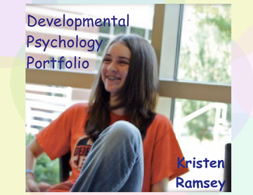 Developmental Psychology Portfolio