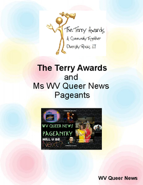 The Terry Awards and Ms WVQN Pageants