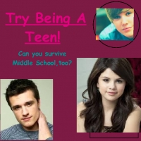Try Being A Teen