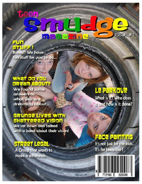 Teen Smudge Magazine