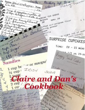 Claire and Dan's Cookbook 2nd edition