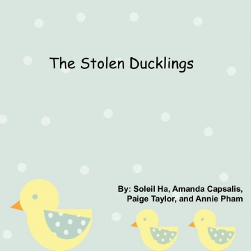 The Stolen Duckling