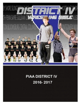 PIAA District IV Wrestling History