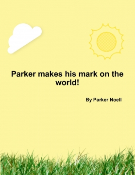 Parker makes his mark on the world.