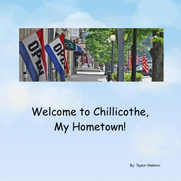 Welcome to Chillicothe!