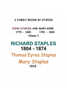 A Family Bound by Staples Volume 1