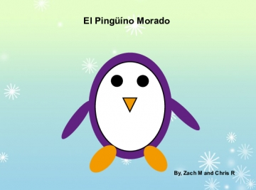 The Purple Penguin (Spanish)
