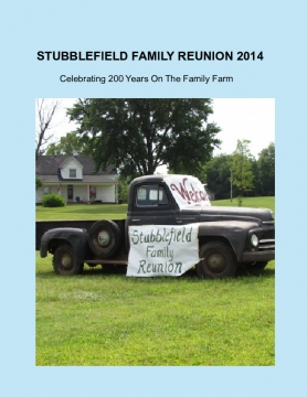 Stubblefield Family Reunion 2014
