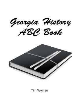 Georgia History ABC Book