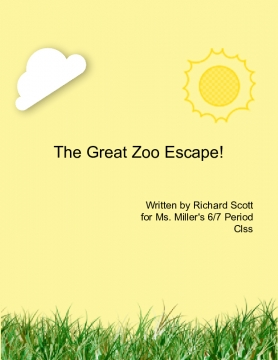 The Great Zoo Escape!