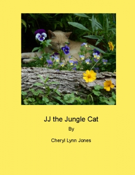 JJ The Jungle Cat