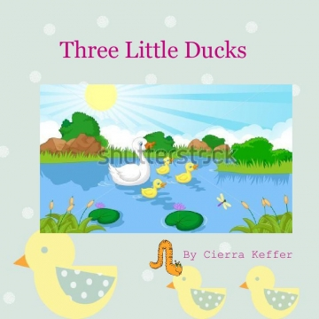 the three little ducks