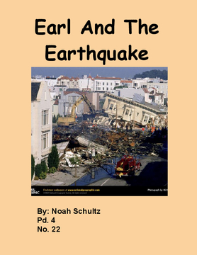 Earl And The Earthquake