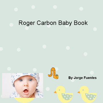 Carbon Baby Book
