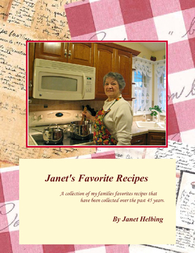 Janet's Favorite Recipes