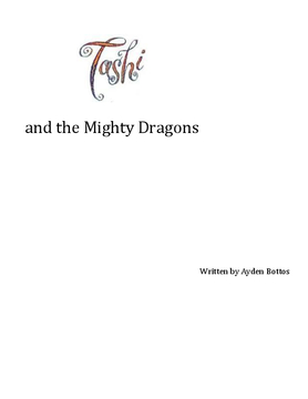 Tashi and the Mighty Dragons