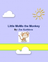 Little MoMo the Monkey