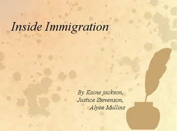 Inside Immigration