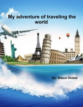My adventure of traveling the world