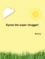 Kynan the super chugger!