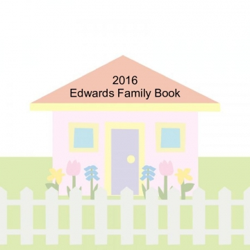 edwards family book - 2016