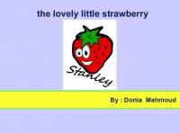 the lonely little strawberry