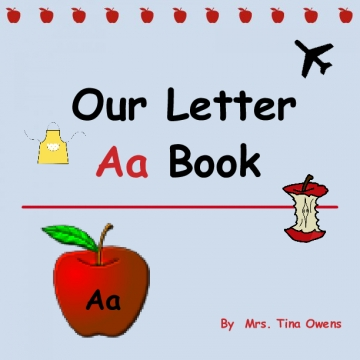 "Our Class ""Aa"" Book"