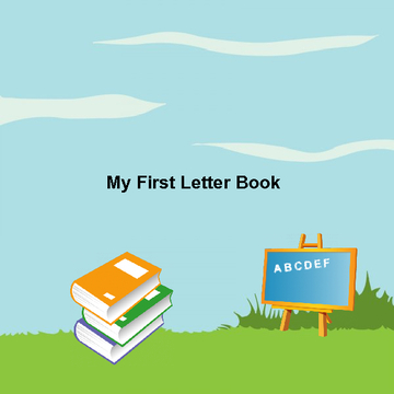 My First Letter Book